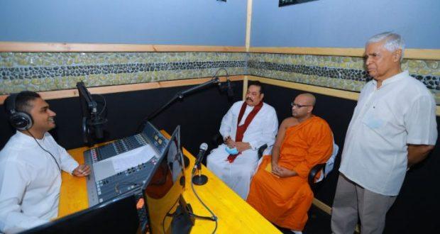 தொலைக்காட்சி அலைவரிசையின் புதிய வானொலி Tamil News Media PMO 04 720x450 1