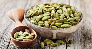 Cardamom that protects
