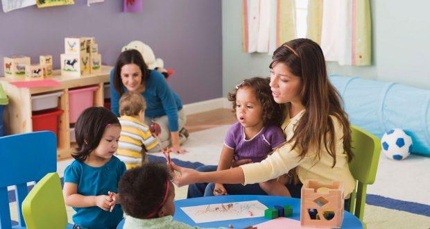 Caregivers children day care centre