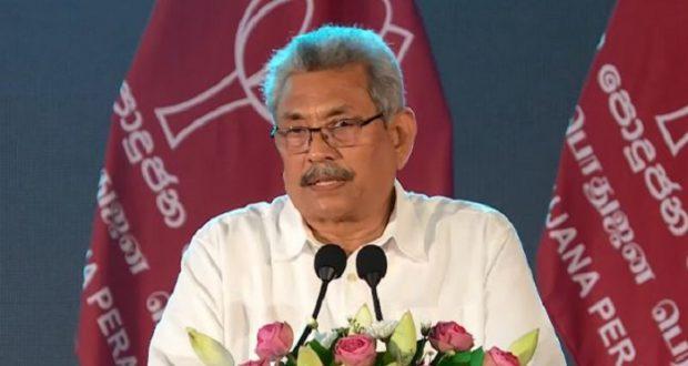 Gotabhaya Rajapaksa 8