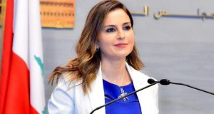 Information Minister Manal Abdel Samad to use