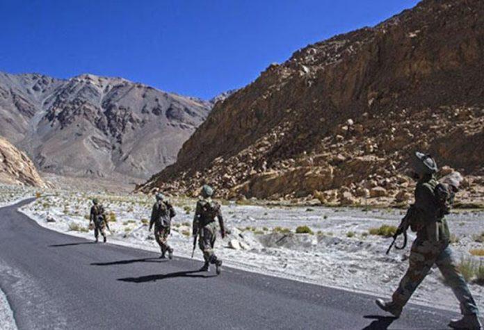 202009110832503788 India China hold Brigade Commanderlevel talks in eastern SECVPF