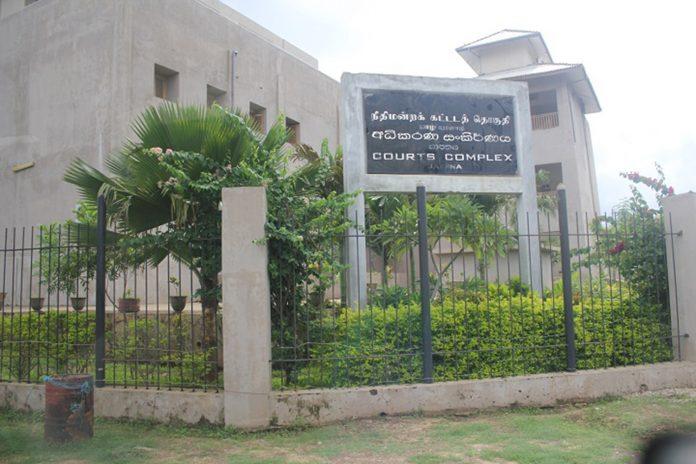 jaffna court
