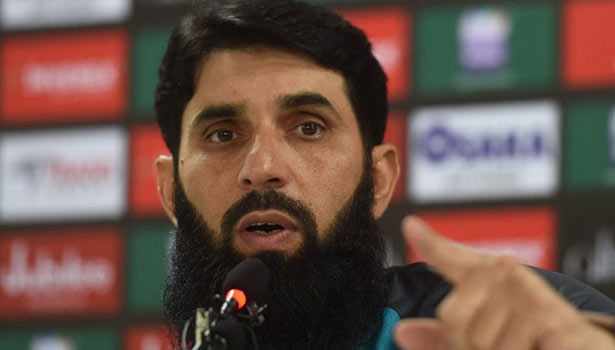 202001011535260867 It was a tough year for Pakistan in Tests Misbah ul Haq SECVPF