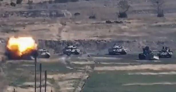 202009272114468842 Tamil News Fighting erupts between Armenia Azerbaijan over disputed SECVPF