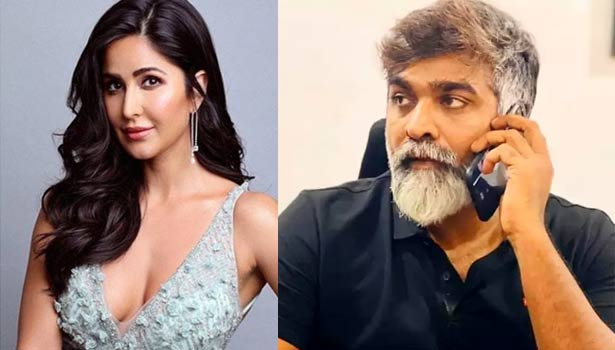 202101111417344077 Tamil News Tamil cinema Vijay Sethupathi gets Katrina Kaif as heroine SECVPF