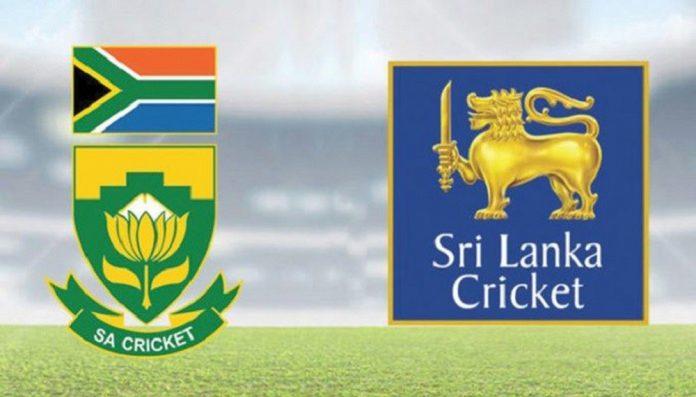 SriLanka SouthAfrica