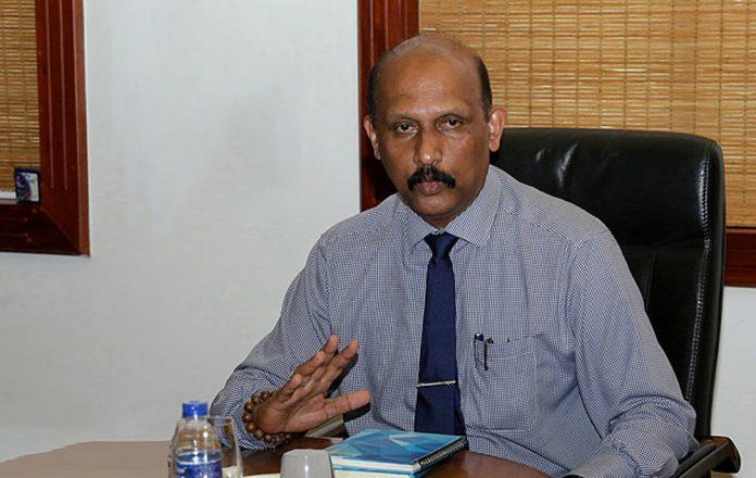 kamal gunaratne defence secretary of sri lanka
