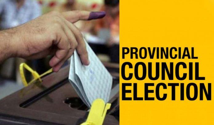 Provincial Council Election