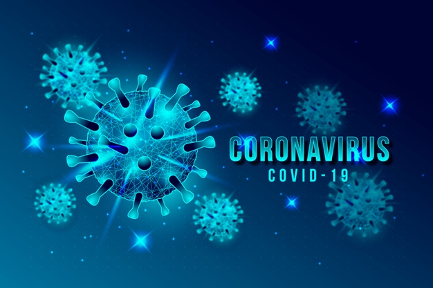 illustrated coronavirus concept wallpaper 23 2148482240