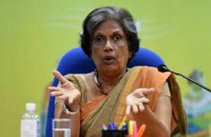 Chandrika Bandaranaike Kumaratunga Speech Maaveerar Naal 2020 Sri Lanka News