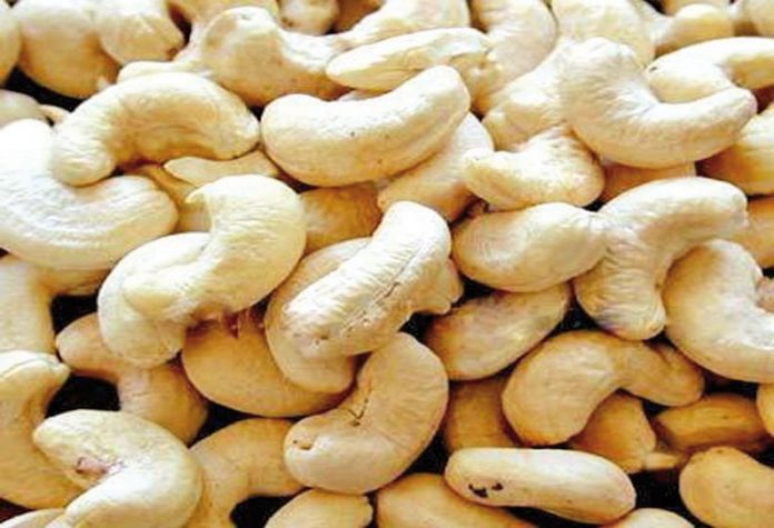 201904301236560729 Cashew exports up 10 per cent in March SECVPF