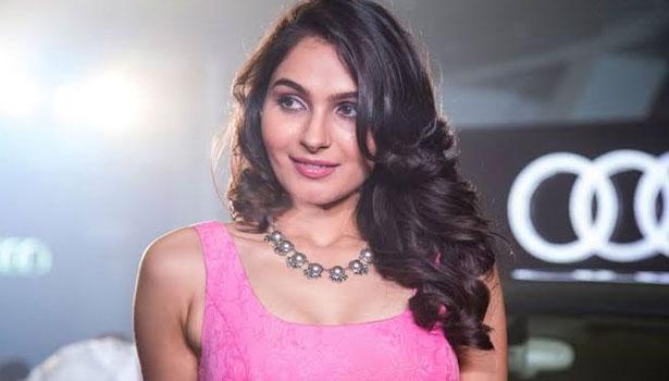 202105061136462463 Tamil News Tamil cinema Actress Andrea tested positive for corona SECVPF