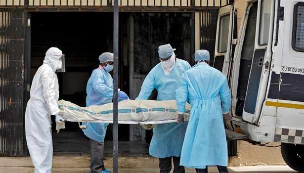 202007070957187355 Tamil News Coronavirus death toll crosses 20000 in India SECVPF