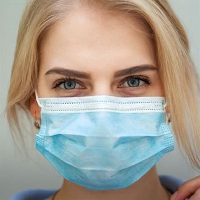 Disposable 3 ply medical masks