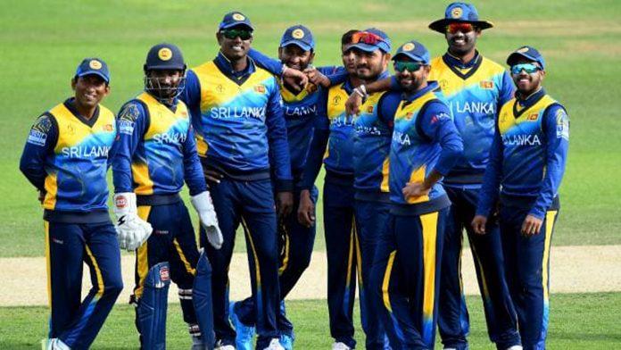 srilanka worldcup jersey