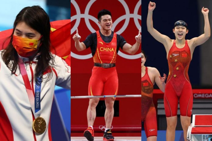 Olympic roundup day 6 cover 1